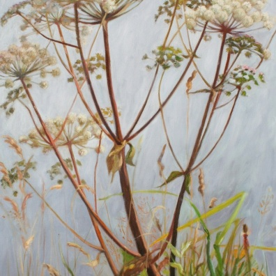 Cow-Parsley-oil-on-canvas-90x70cm