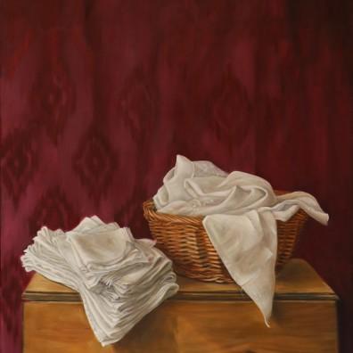 McClelland-Rosie-Linen-Basket-oil-on-canvas-90x75cm