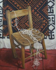 Child's Chair with String